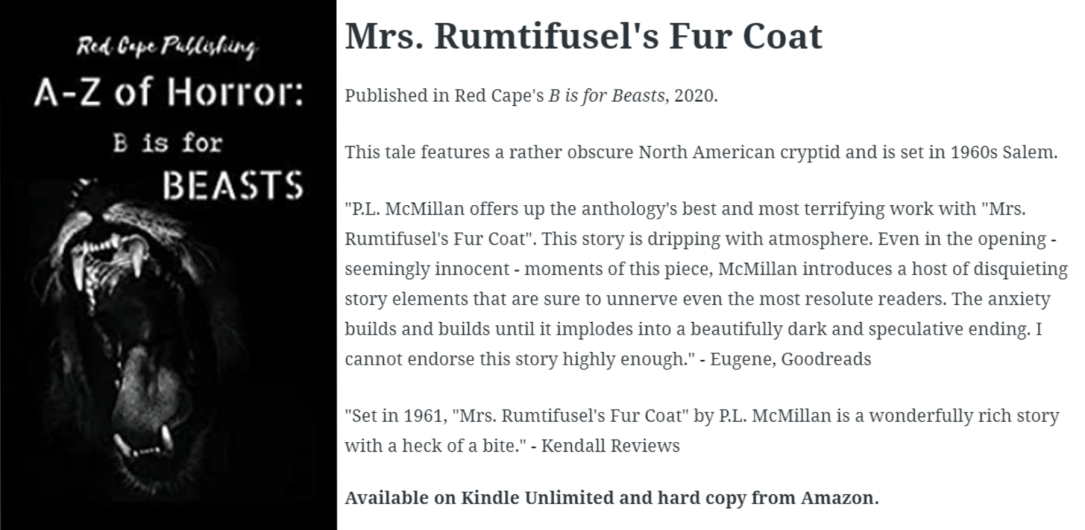 Mrs. Rumtifusel's Fur Coat