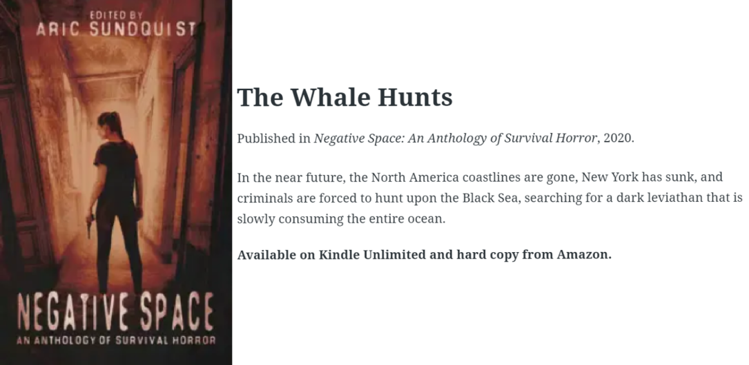 The Whale Hunts